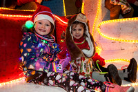Christmas Battle of Flowers Parade 2015